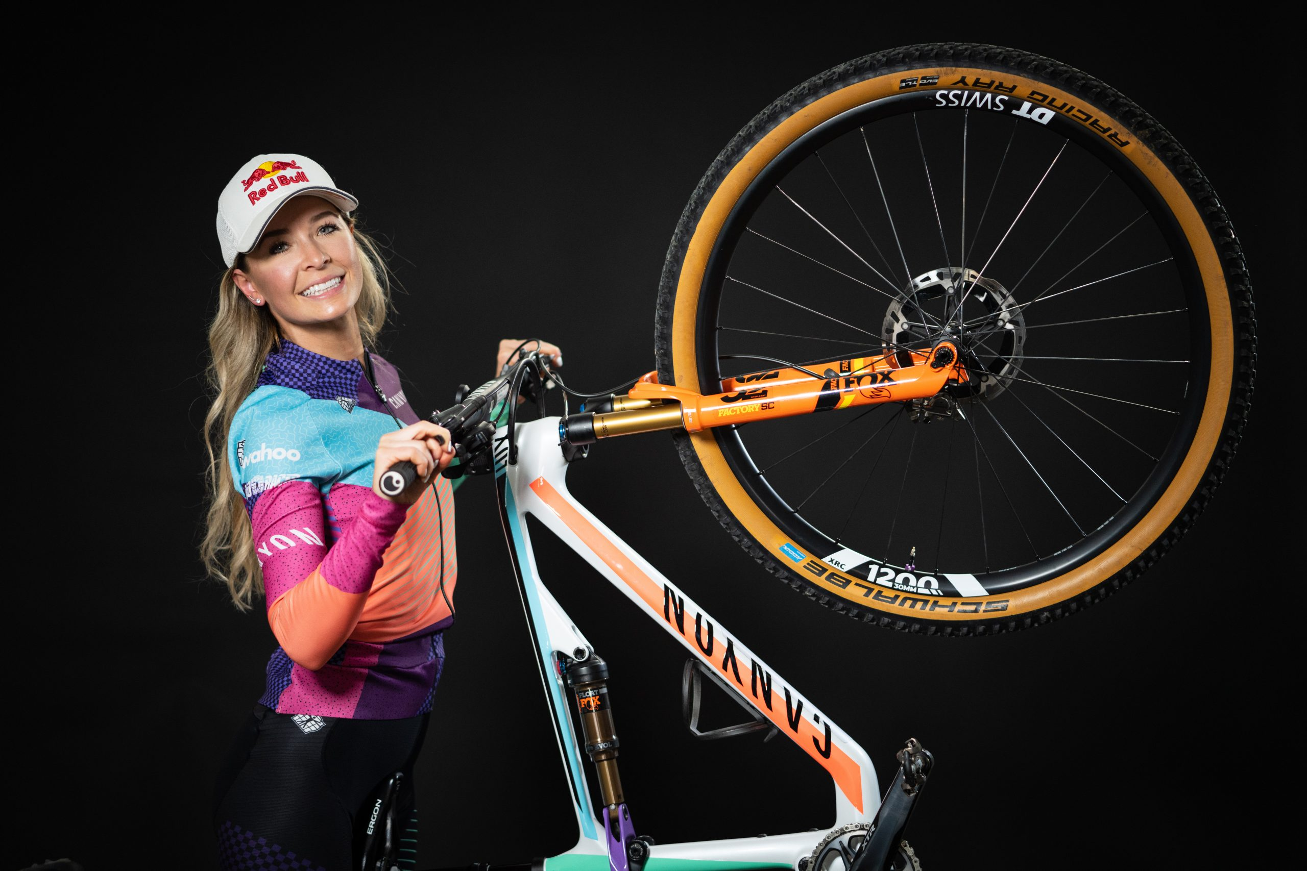 Emily Batty's New Home, Canyon MTB Racing, Launches with a World Cup Agenda