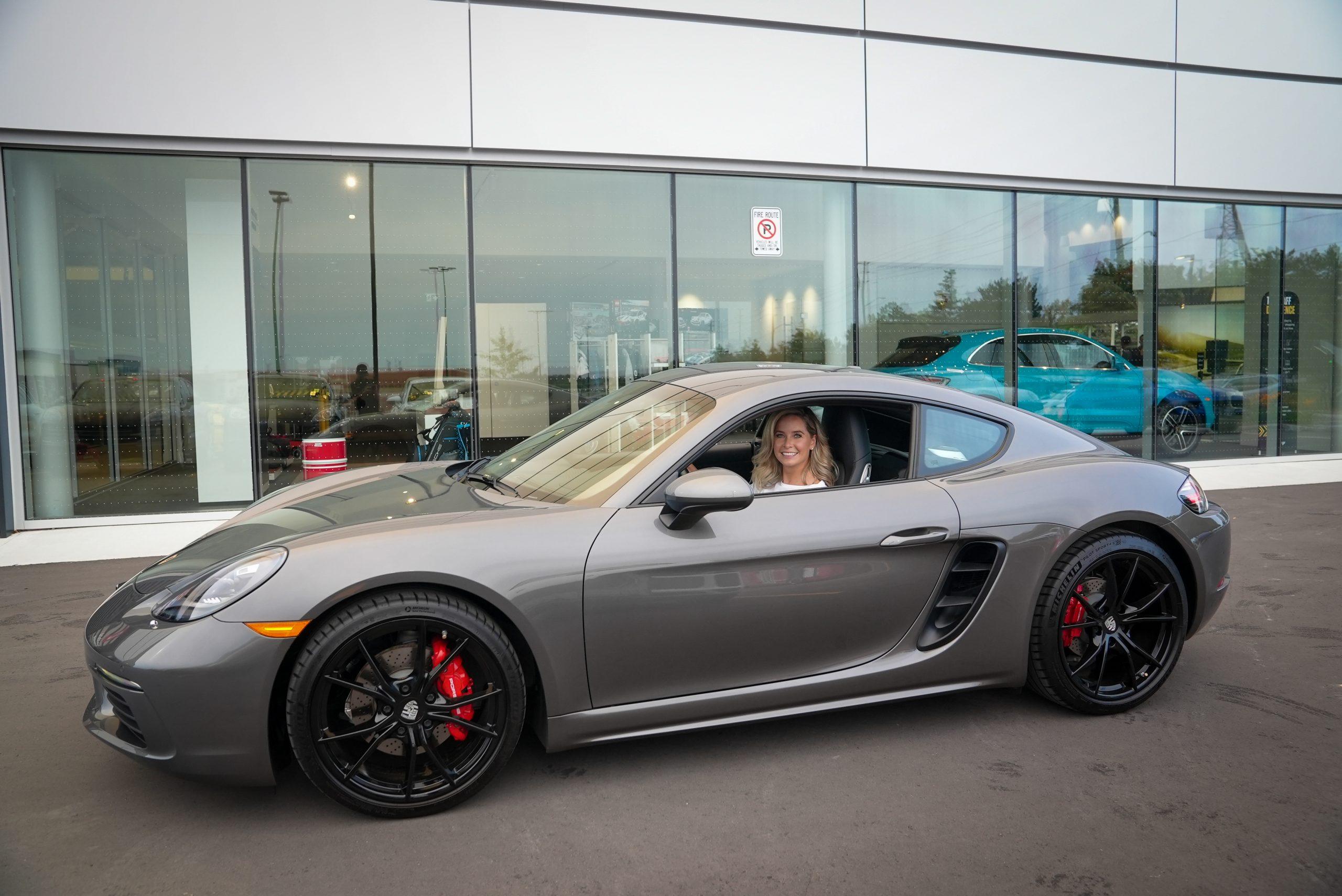 Porsche Canada – A Continued Connection